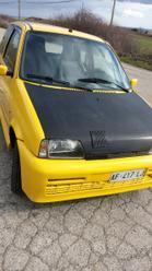 FIAT Cinquecento - 1995