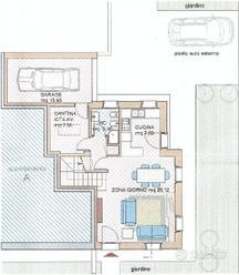 Rif.BI24CE_1  villa a schiera vidor