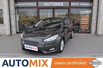 Ford Focus  1.5 TDCi 120 S&S ST Line Bus.