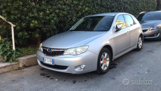 Subaru Impreza 1.5 Bifuel