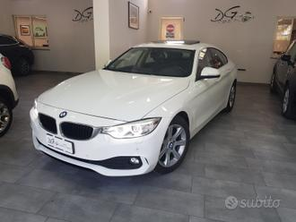 Bmw 418d gran coupe' automatic led-tetto-navi