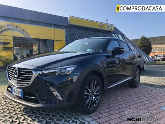 Mazda CX-3 1.5 Exceed AWD