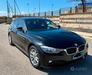 BMW Serie 3 Touring 316d automatica - 2014
