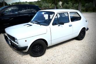 FIAT 127 RESTAURO COMPLETO e ASSETTO