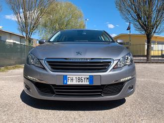 Peugeot 308 SW Anno 2017 new restyling