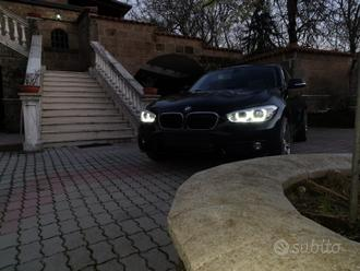 BMW Serie 1 118d 2017 automatico led navi sensori