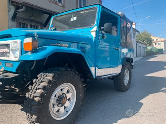 Toyota Bj 40 Land Cruiser 1979
