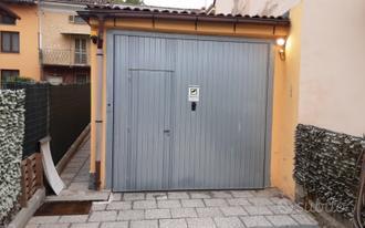Porta basculante box