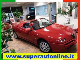 ALFA ROMEO GTV SPIDER 2.0  I 16 V.  T. SPARK CAT