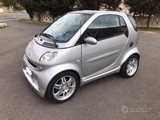 SMART FORTWO BRABUS (DOMMYcars)