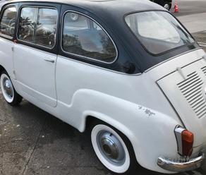 Fiat 600 - 1961