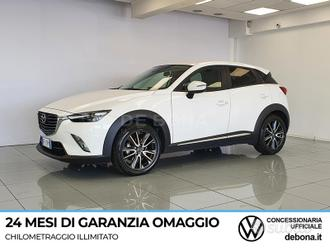 Mazda CX-3 .0 exceed awd 150cv