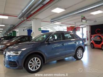 Audi Q3 2.0 TDI 184 CV quattro S tronic Business