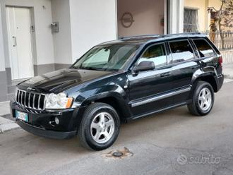 JEEP Gr.Cherokee 3.0 CRD Limited TETTO PELLE 2006