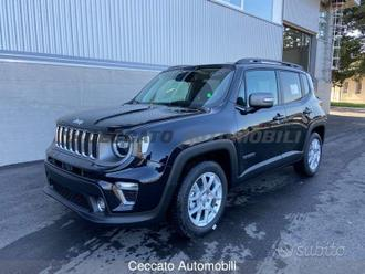 Jeep Renegade My21 Limited 1.0 GseT3