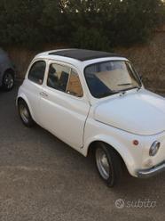 Fiat 500 F - 1966