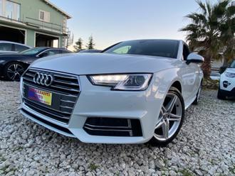 AUDI A4 2.0tdiS-TRONIC S-LINE MULTILED/VIRTUAL2018