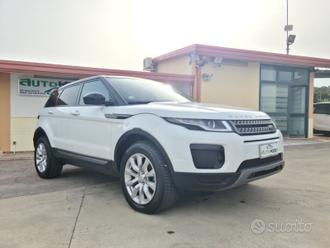 Land Rover Evoque 2.0 Td4 SE Business Edition
