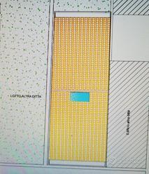 Terreno con progetto approvato