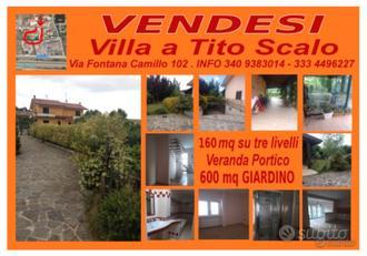 Villa autonoma a Tito Scalo