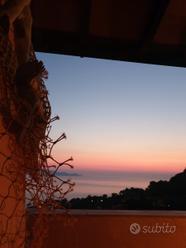 Appartamento con splendida vista sul mare toscano