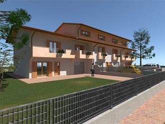 Villette appartamenti prossima realizzazione