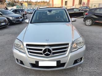 MERCEDES Classe GLK 220 CDI 4MATIC BLUEEFFICIENCY