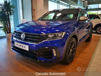 Volkswagen T-Roc R R 2.0 TSI BlueMotion Techn...