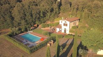 Rif.V612| villa riparbella