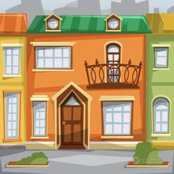 LOREO: Casa a schiera in centro