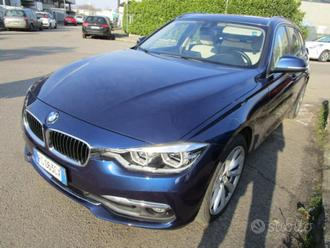 BMW 320 d xDrive Touring Luxury aut PELLE LED NA