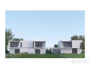 Abbinata 3 camere - 3 bagni - nuova costruzione -P
