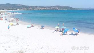 Sardegna 4 km di spiaggia libera