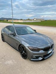Bmw 420D Msport Grand coupe F36