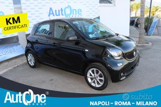 Smart ForFour 1.0 71 CV YOUNGSTER GPL  *PAGHI NE