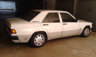 Mercedes 190 - 1991