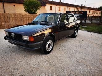 ALFA ROMEO Giulietta 1.6 1° serie del1980