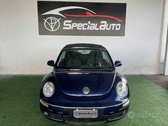 VOLKSWAGEN New Beetle 1.6 Cabrio restyling perfe