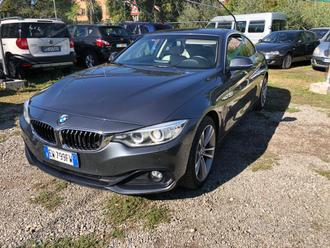 Bmw 420 d  Coup Sport luxury