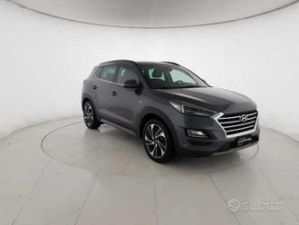 Hyundai Tucson 1.6 crdi 48v exellence 4wd 136cv dc