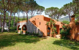 Villa Duna bifamiliare con accesso sul mare