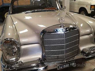 Mercedes-Benz 300 300 SE COUP