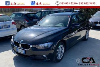 BMW  Serie 3 Touring 318d -UNICO PROPRIETARIO-