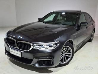 BMW Serie 5 (G30/G31) 520d xDrive Msport