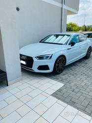 Audi A5 SPB Blackline S-tronic 190cv garanzia 2023