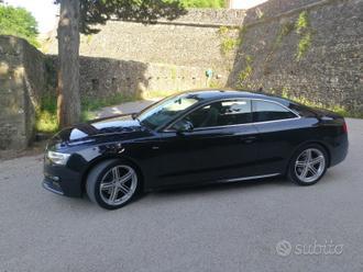 Audi a5 coupe' quattro tdi 177cv