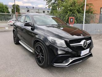 Mercedes-benz GLE 63 S 4Matic Coup AMG