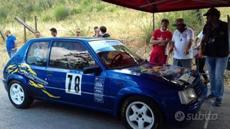 PEUGEOT 205 rally 1.3 - gruppo A