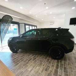 Land rover discovery sport black edit