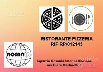 Ristorante pizzeria (rif RP/012145)